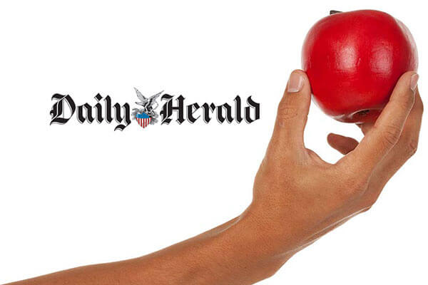 daily herald nominations