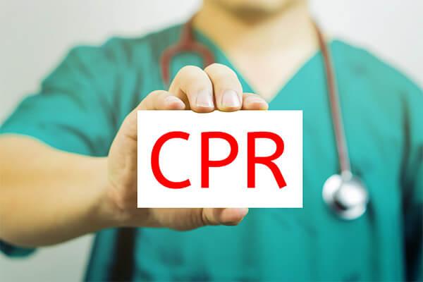 nurse cpr