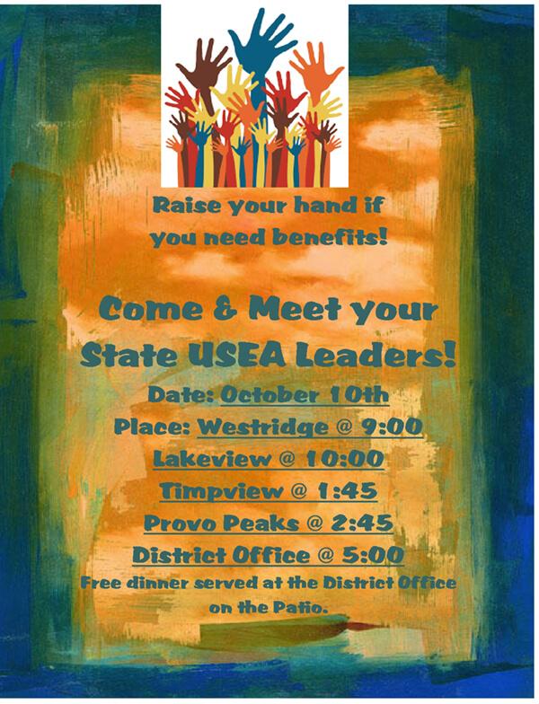 USEA Visit