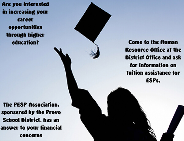 pesp tuition assistance graduation image