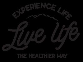 live life logo