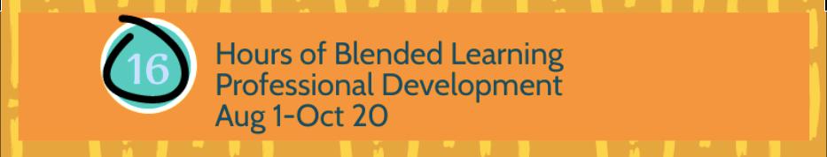 blended learning banner